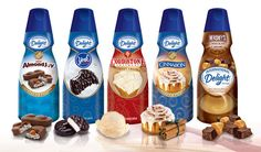 International Delight..... I like I better than Coffee Mate