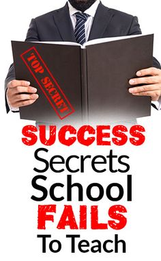 Secrets To Success School DOESN'T Teach YOU | CEO's 10 Tips To Succeed