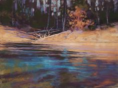 From the Easel of Barbara Jaenicke: Immersed in Water