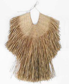 Japan /traditional straw rain cape