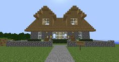 Minecraft Simple House Ideas - House Design and Plans - House ...