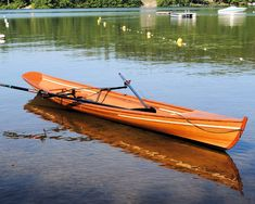 LIZ - pulling boat designed by Ken Bassett. Can be built as glued lapstrake or woodstrip.