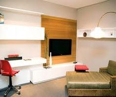 home theater e home office integrados - Pesquisa Google