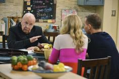 """Tim Conway on """"Melissa & Joey"""""""