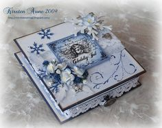 Kirstens Blogg: Christmas Box