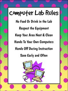 internet safety rules posters internet safety rules