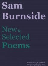 Sam Burnside: New and Selected Poems