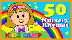 BEST 50 English Nursery Rhymes for Children   Collection of Top Animated...