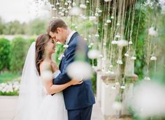 See What a Fashion Blogger's Wedding Looks Like