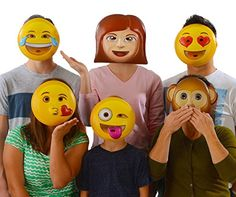 Planning for an event? If you are, then make it more fun by adding a photo booth. So to help you out, here are some photo booth props you can make or print to make every photo memorable. You'll love the EMOJI Masks DIY!     DIY Photo Booth Props   Photo Booth