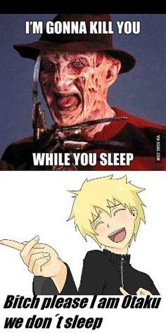 I am otaku