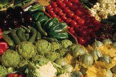 El tiempo de cocción de las verduras