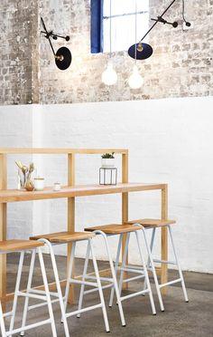 The Rabbit Hole, Redfern, 2015 - Matt Woods design