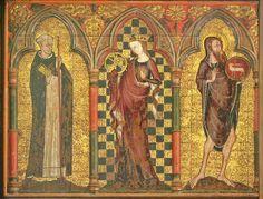 XIV sec., chiesa di Thornham Parva (Inghilterra)