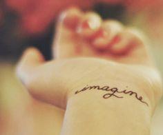 Imagine! Favorite song!