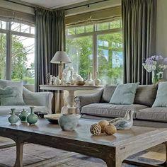 Flaamilainen koti - A Flemish Home Homes and Gardens Kuvat: Mark Luscombe-Whyte V...
