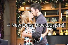 Days of Our Lives Spoilers: 4 Major DOOL Bombshells – 2017 Goes Out with a Bang | Celeb Dirty Laundry
