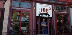 Where to Eat: Joe Squared | arguably the best pizza in Baltimore, right in the middle of the Station North Arts District