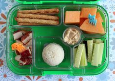 Preschooler Yumbox Bento #461 by Wendy Copley, via Flickr