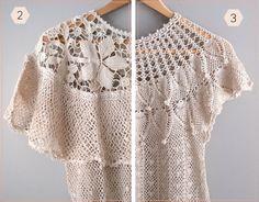 dear golden | vintage: crochet three ways
