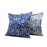 Found it at Wayfair - Florence Silk Pillow