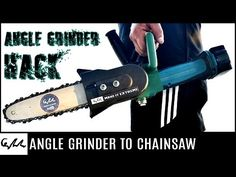 Angle Grinder Hack 4 (portable edition) - YouTube