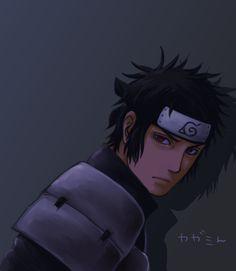 Kagami Uchiha (I think that's his name) - Naruto