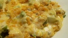 Best Broccoli Cheese Casserole