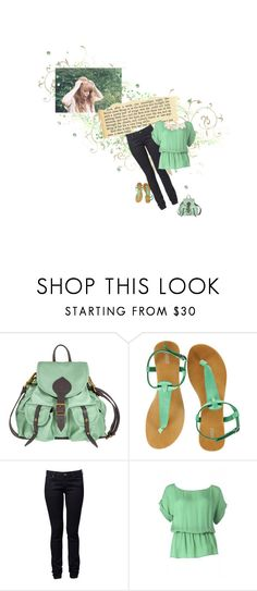 """She Ran Away With the Faries"" by autumnred ❤ liked on Polyvore featuring Jas M.B., Oasis, Witchery, Alice + Olivia, Charlotte Russe, cute, everyday and fantasy"