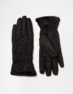 Gants par Totes Tissu doux Modèle rembourré Lavage à la main 100% polyester 100% peau de mouton