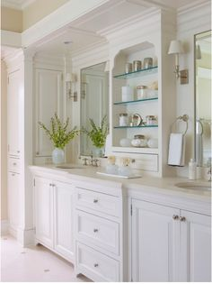 Storage on the counter...yes please!