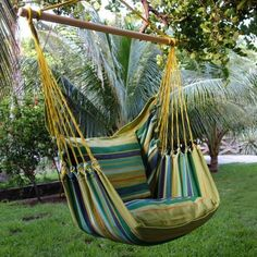 Hanging Hammock Chair - Tranquility