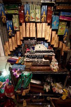 Incense Range Tree Shop, Norfolk, Incense, Goodies, Artisan, Shops, Range, People, Painting