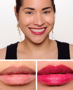 Revlon Plum Velour Super Lustrous Lipstick Review, Photos, Swatches
