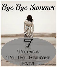 8fddb2c481b5 Bye Bye Summer - 7 Things to Do Before Fall
