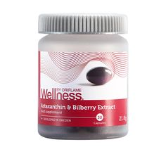 New Oriflame Wellness Astaxanthin Bilberry extract SALE Beauty. Fashion is a popular style Sunflower Lecithin, Sunflower Oil, Makeup Brush Hacks, Oriflame Beauty Products, Oxidative Stress, Wellness, Cosmetics, Health, 1