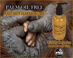 choose Palm Oil Free