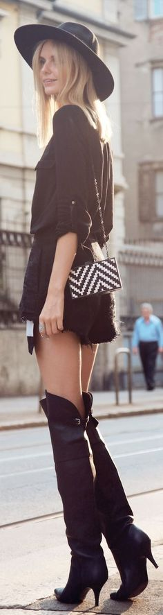 #streetstyle Milan by Tuula