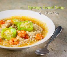 Sponge Gourd Soup (Patola Soup)
