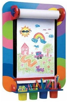 home decor categories. top collection wall easel for kids. fresh build your own wall easel woodworking projects plans Activities For Kids, Crafts For Kids, Arts And Crafts, Diy Crafts, Alex Toys, Art Easel, Freundlich, In Kindergarten, Kids Playing