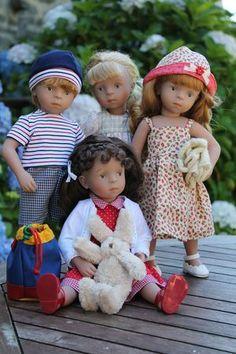 Sylvia Natterer dolls