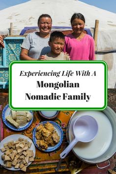 The people of Mongolia are truly nomadic. They pack up their home (ger) and move every winter and summer. They live a simple but happy life. They use the milk from their livestock to sustain themselves by creating all sorts of products. Check out our post. #Mongolia #nomad #explore #simpleliving