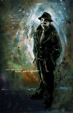 Rorschach by ~ride3932 on deviantART
