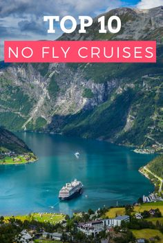Had it with airports? With so many cruises sailing from UK waters, there are some fabulous plane-free ways to make your great escape.