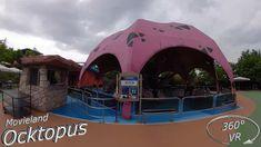 Movieland Park 2019 Ocktopus 360° VR Onride Vr, Movies, Travel, Viajes, Films, Traveling, Movie, Film, Movie Theater
