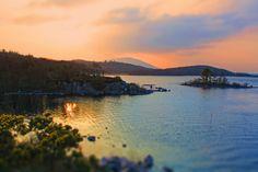 Summer evening at Pontoon Bridge, Co. West Coast Of Ireland, County Mayo, Georgian Architecture, Summer Evening, Beautiful Things, Irish, Bridge, Scenery, Castle