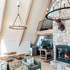 Are A-frame Cabin Kits Worth it? Home Design Diy, Cabin Design, House Design, A Frame Cabin, A Frame House, Sweet Home, Cabin Interiors, Cabin Homes, Cabins In The Woods
