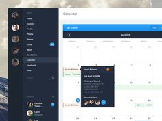 I've started working on update for my Dashboard UI Kit, which I would like to release in 3 weeks time. In previous shot I gave you opportunity to request any layout you would like to have in this u...