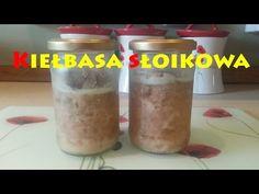 Wyroby domowe - odc. 5 - Kiełbasa słoikowa - YouTube