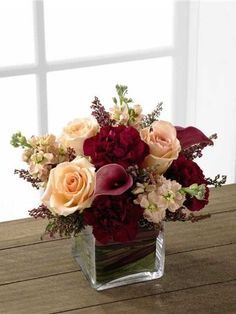 fall cranberry ivory bouquet - Google Search